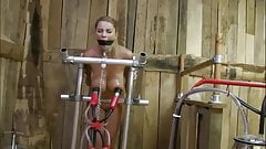 Obedient hucow is drained